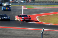 Ferrari Challenge at COTA Austin - Friday